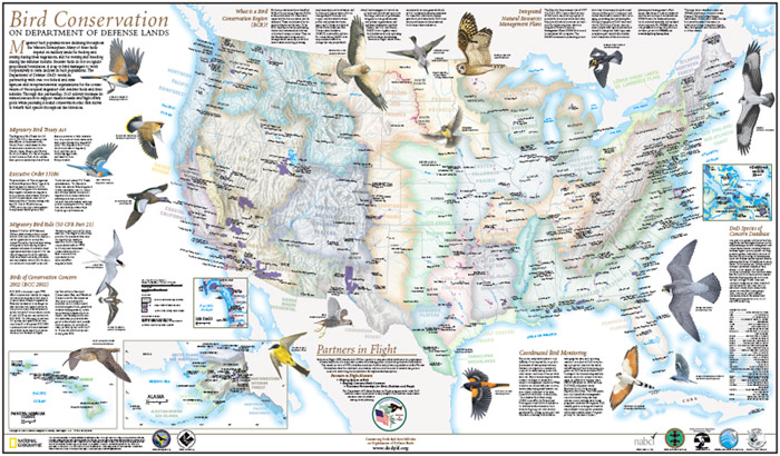 A DoD PIF-National Geographic Map