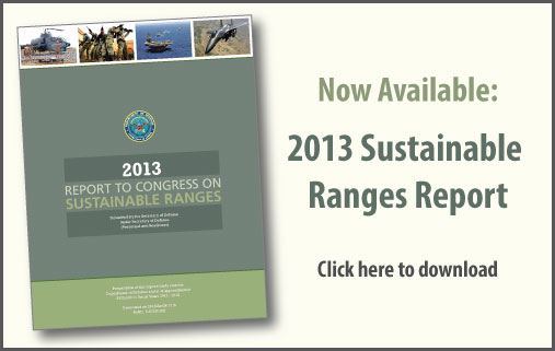 2013 Sustainable Ranges Report